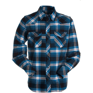 CAMICIA FLANELLA SCOTTISH