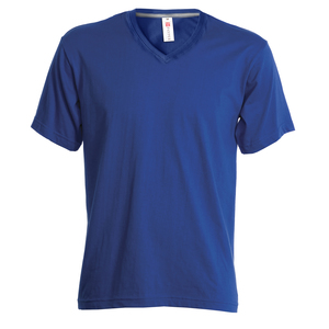 T-SHIRT COLLO V MOD. V-NECK