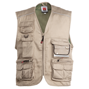 GILET MULTITASCA POCKET
