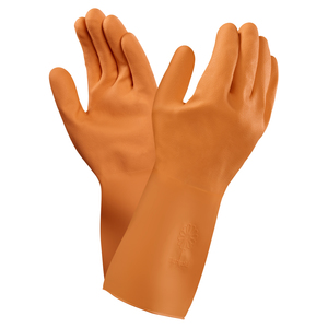 GUANTO ANSELL ORANGE G02T