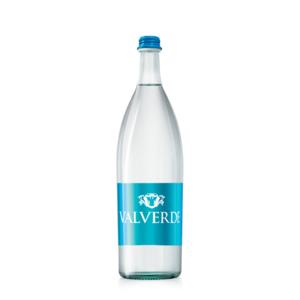 Acqua Valverde Naturale 1Lt vetro