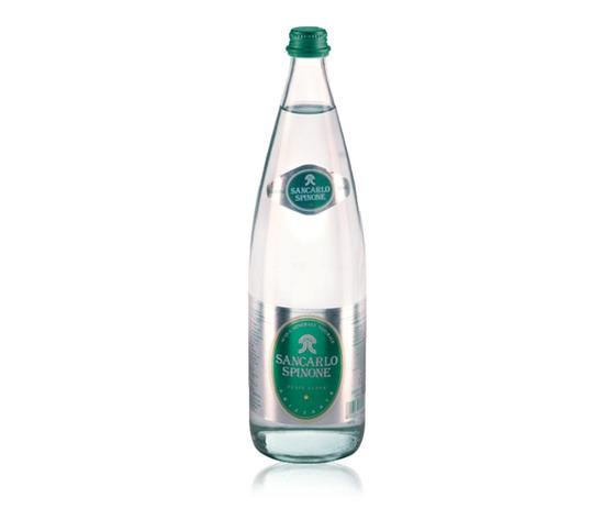 Acqua San Carlo Frizzante  1Lt vetro