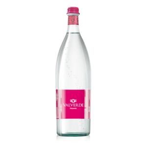Acqua Valverde  Frizzante 1Lt vetro