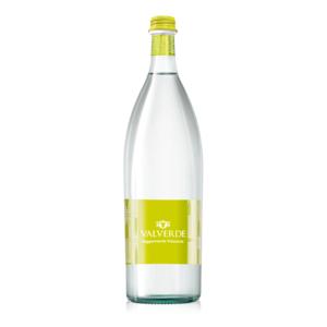 Acqua Valverde Leggermente Frizzante 1Lt vetro