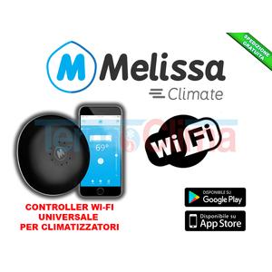 KIT WIFI UNIVERSALE PER CLIMATIZZATORE CONDIZIONATORE INVERTER 9000\12000\15000\18000\21000\24000\36000 mod. MELISSA