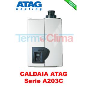 CALDAIA A CONDENSAZIONE INSTANTANEA A METANO ATAG A203C 24 KW