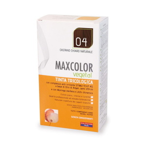 MAX COLOR TINTURA VEGETALE