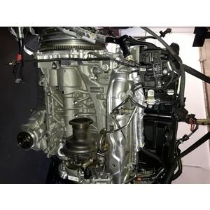 motore bmw 420d