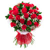 Ramo 24 rosas rojas