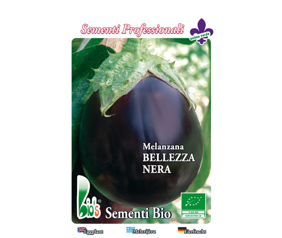 MELANZANA BLACK BEAUTY (BELLEZZA NERA)