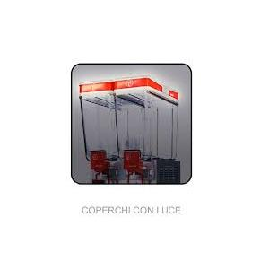 COPERCHIO CON LUCE