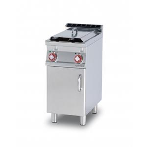 friggitrice trifase lt. 8+8 - 2 vasche f2/8-74et