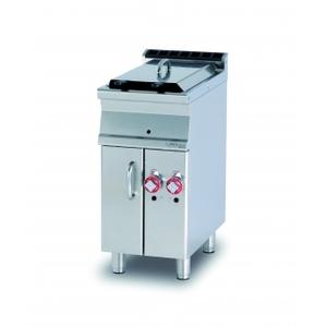 friggitrice gas lt.8+8 - 2 vasche f2/8-74g