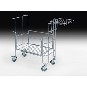 CARRELLO PER GELATO COOLBOX CART FOR 1