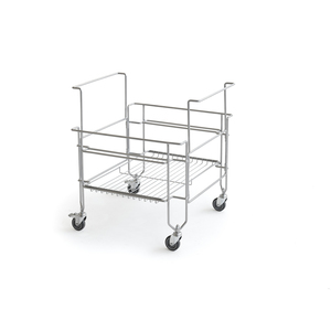CARRELLO PER GELATO COOLBOX CART FOR 2