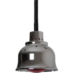 LAMPADA RISCALDANTE RAME CROMATO LC25R