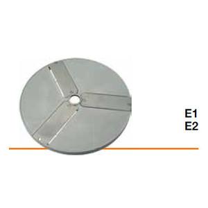 DISCO PER TAGLIAVERDURE  (20,5 cm diametro)    E1