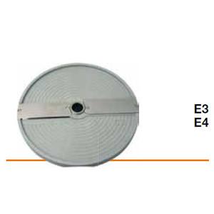 DISCO PER TAGLIAVERDURE  (20,5 cm diametro)    E4