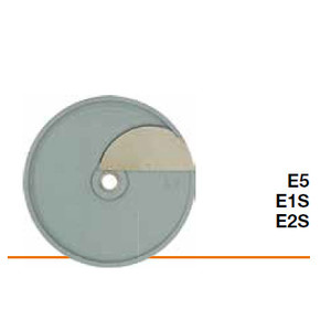 DISCO PER TAGLIAVERDURE  (20,5 cm diametro)    E5