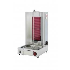 Gyros elettrico  con vetro ceramico  TR4  - VE500