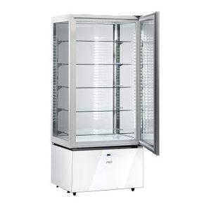 Vetrina refrigerata verticale - Luxor  WHITE  KP8QV