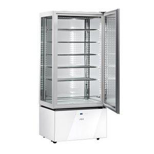 Vetrina refrigerata verticale - Luxor  WHITE  KG8QV