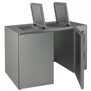 Box Refrigerato per rifiuti   BR 3/240