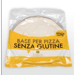 BASE PIZZA SENZA GLUTINE