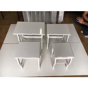 tavolino 4 pezzi