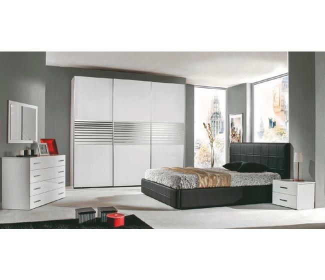 Camera da letto con letto Box