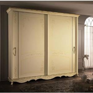 armadio scorrevole classico