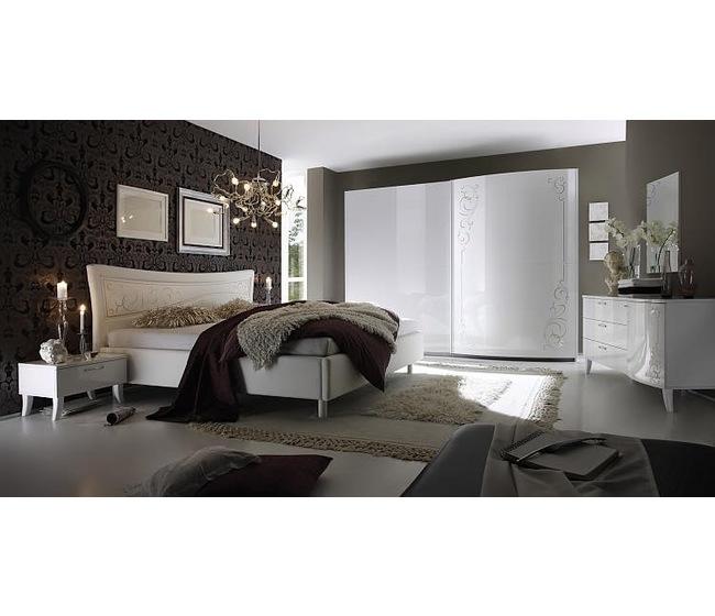 Camera da letto liberty