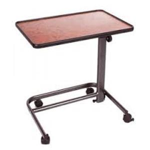 Tavolino pieghevole con ruote