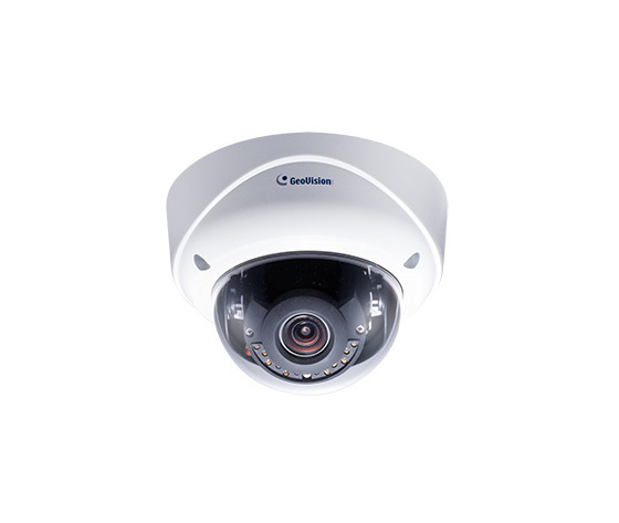 GV-VD3700 3MP H.265 Super Low Lux WDR Pro IR Vandal Proof IP Dome