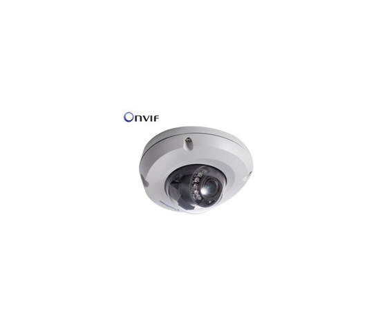 GV-EDR1100 Series 1.3MP H264 Low Lux WDR IR Mini Fixed Rugged IP Home