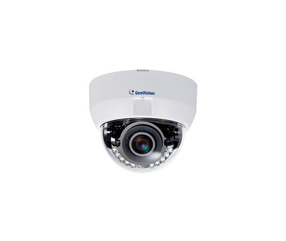 GV- EFD3101 Series 3.0MP H264 Super Low Lux WDR IR Fixed IP Dome