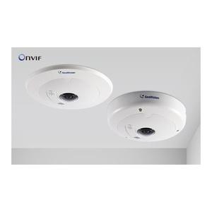 GV-FER5302 Series 5.0MP H264 WDR Pro Fisheye IP Rugged Camera