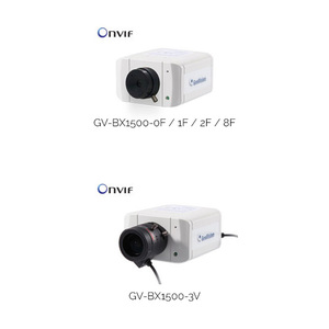 GV-BX1500 Series 1.3MP H264 Super Low Lux WDR D/N Box IP Camera