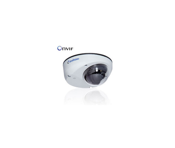 GV-MDR5300 5.0MP H264 WDR Mini Fixed Rugged Dome