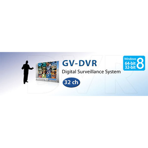 GV-DVR for Capture Card (Windows 8 - 64/32 bit)