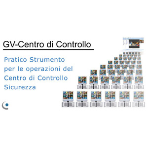 GV-Centro di Controllo (Windows 8 - 64 bit)