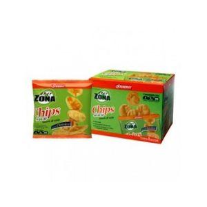 4 BOX ENERZONA CHIPS  40-30-30 MISTI ( CLASSICO O PIZZA)