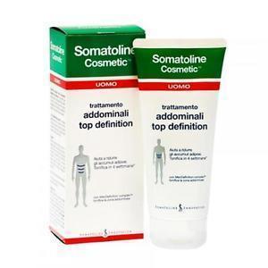 SOMATOLINE UOMO ADDOMINALI TOP DEFINITION - 400ML (MAXI FORMATO)