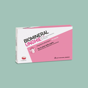 BIOMINERAL UNGHIE  30 COMPRESSE