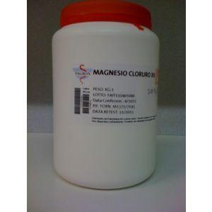 MAGNESIO CLORURO POLVERE
