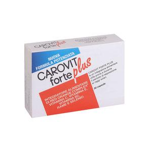 CAROVIT FORTE PLUS FORMULA POTENZIATA 30CPS+10CPS IN OMAGGIO