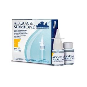 ACQUA DI SIRMIONE 6 FLACONCINI+SPRAY