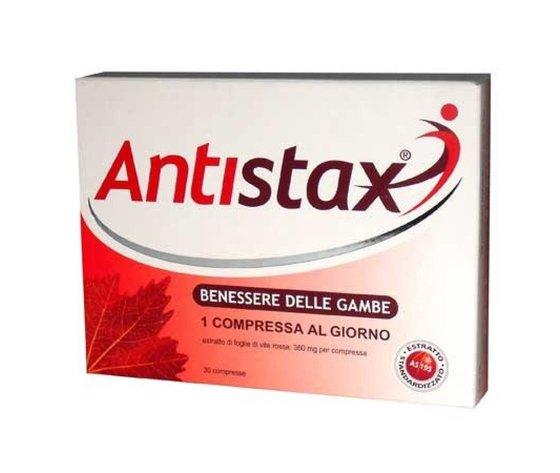 ANTISTAX 30 COMPRESSE + FRESHGEL O MASSAGE CREAM OMAGGIO
