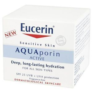 EUCERIN AQUAPORIN ACTIVE 50ML CREMA