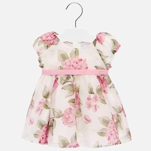 Vestito fiori bambina